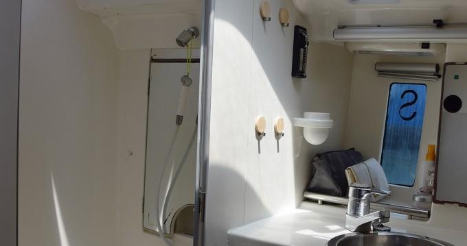 Location bateau Bénéteau First 41 S5 à Saint-François sur Samboat