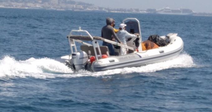 Location Semi-rigide à Mandelieu-la-Napoule - Highfield Ocean Master 540