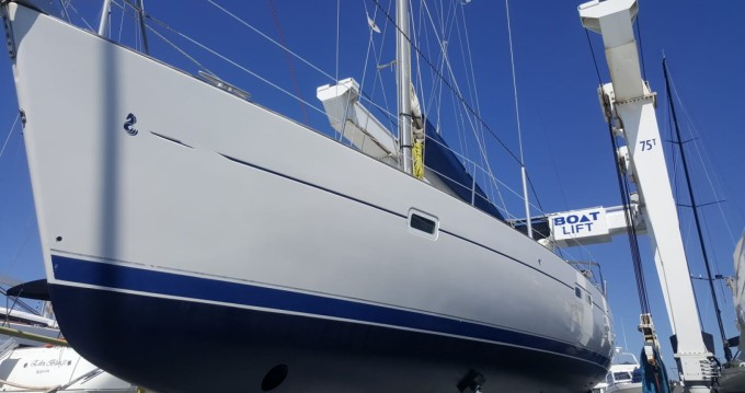 Hire Sailboat with or without skipper Bénéteau Fréjus
