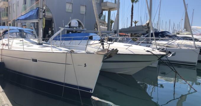 Boat rental Fréjus cheap Oceanis 473