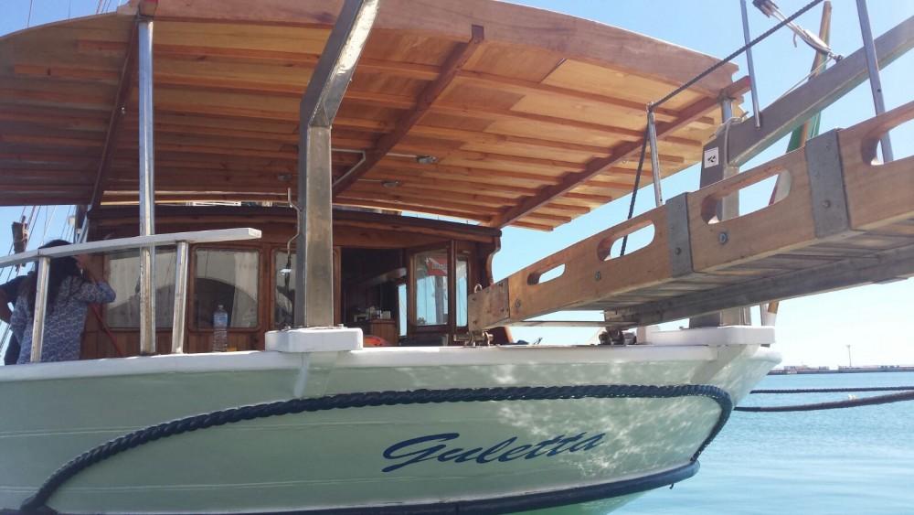 Location yacht à Trapani - Bodrum-Shipyard gulet sur SamBoat