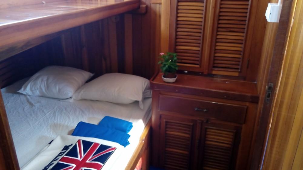 Louer Voilier avec ou sans skipper Bodrum-Shipyard à Trapani
