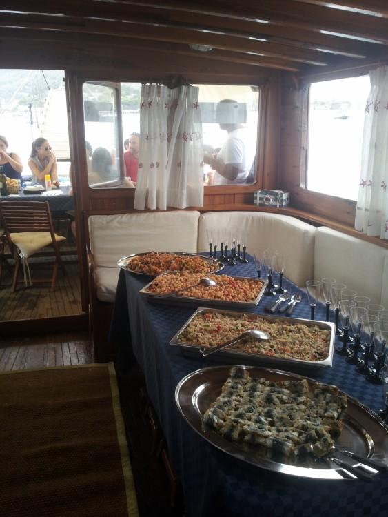 Location bateau Trapani pas cher gulet