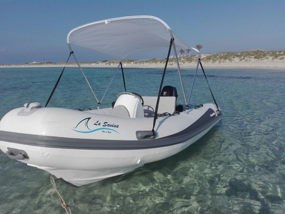 Vermietung Schlauchboot Protender mit Führerschein