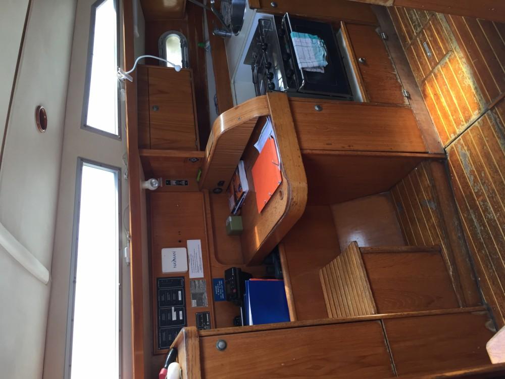 Rental yacht Marseille - Jeanneau Sun Odyssey 33 on SamBoat