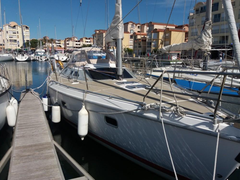 Location bateau Etap Etap 32i à Sari-Solenzara sur Samboat