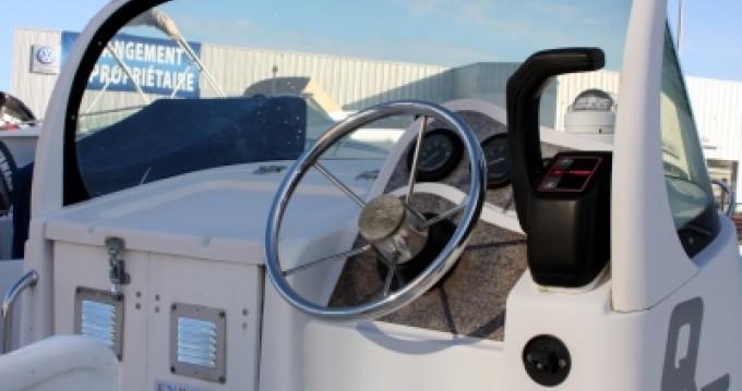 Location bateau Vannes pas cher Quicksilver 550 Commander