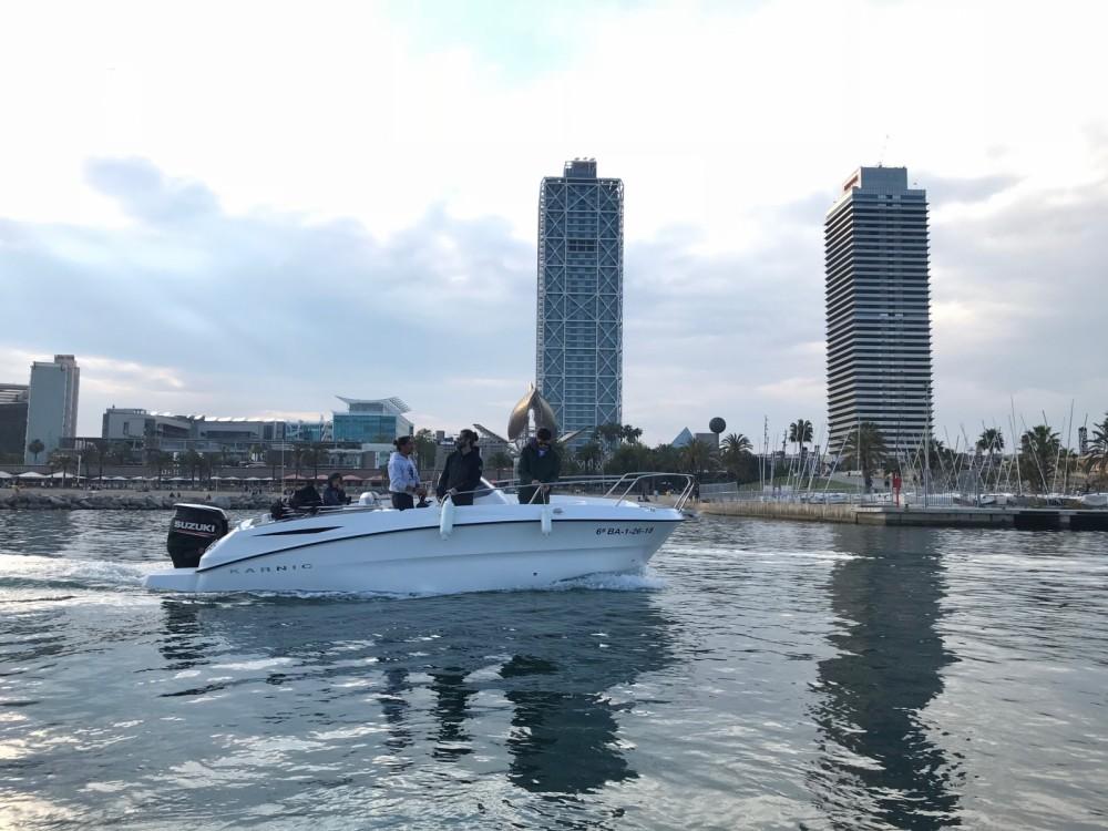 Location yacht à Barcelone - Karnic 2251 MKII sur SamBoat