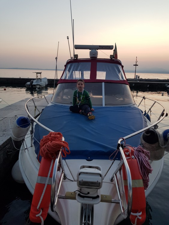 Alquiler de barcos Cranchi Perla 25 enLazise en Samboat