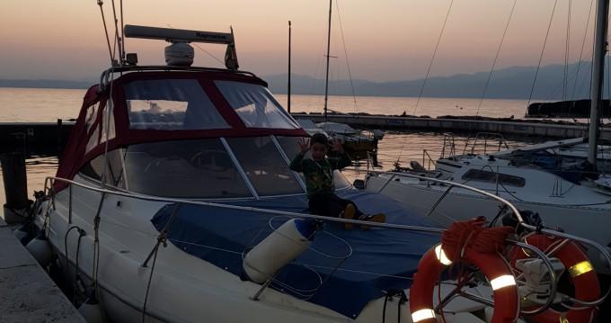 Location bateau Lazise pas cher Perla 25