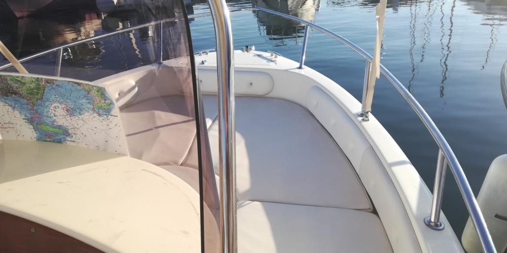 Rental Motor boat in  - Blu&blu RASCALA FUTURAMA 550