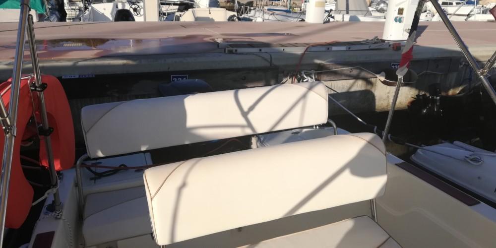 Noleggio Barca a motore Blu&blu con un permesso di