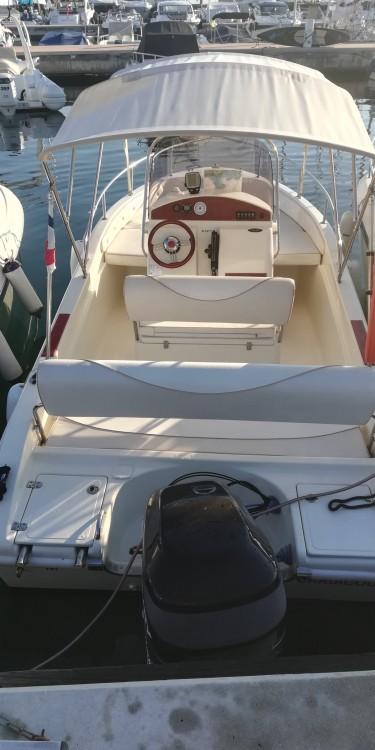 Louer Bateau à moteur avec ou sans skipper Blu&blu à Antibes