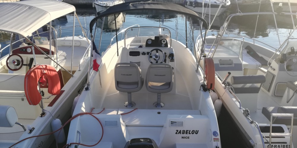 Location yacht à Antibes - Quicksilver Activ 535 Open sur SamBoat
