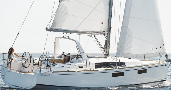 Location bateau Bénéteau Oceanis 35.1 à Bandol sur Samboat