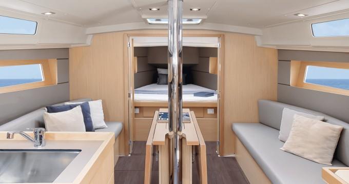 Location yacht à Bandol - Bénéteau Oceanis 35.1 sur SamBoat