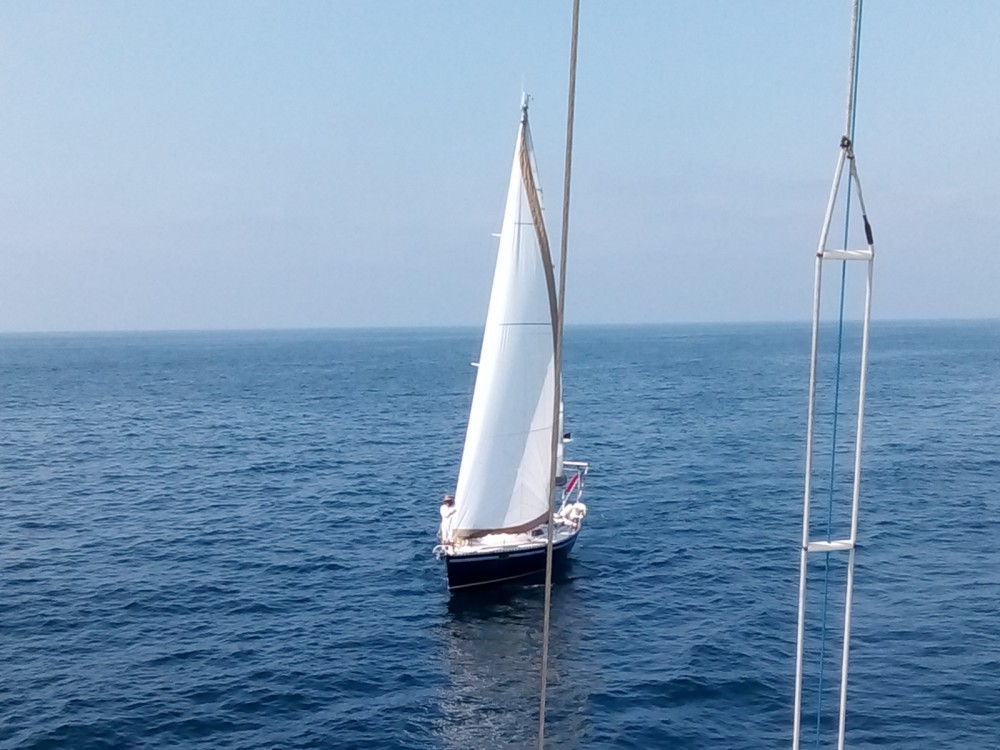 Alquiler de barcos Bénéteau Oceanis 390 enHendaya en Samboat