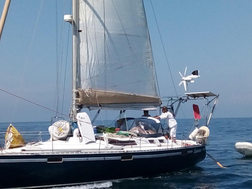 Bénéteau Oceanis 390 entre particulares y profesional Hendaya