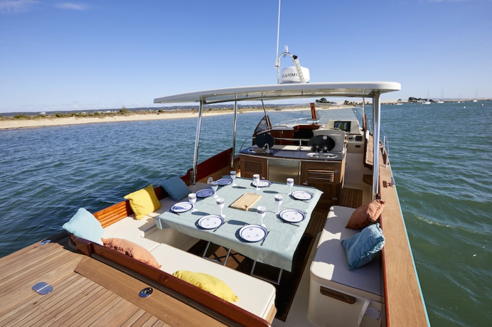 """Noleggio yacht Arcachon - Raba Pinasse """"Cruiser"""" su SamBoat"""