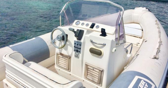 Location Semi-rigide à Porto-Vecchio - Joker Boat Clubman 24