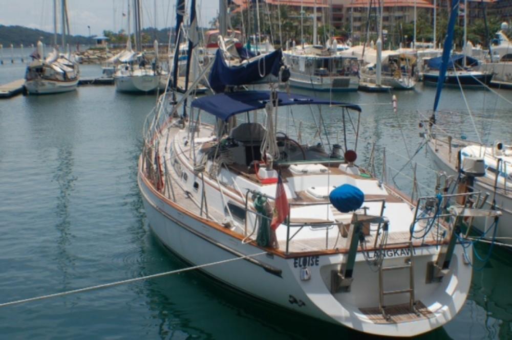 Location bateau Tayana 55 S à Kg Kilim sur Samboat