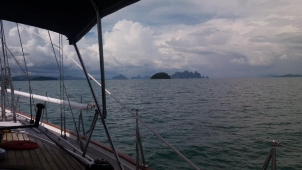 Louer Voilier avec ou sans skipper Tayana à Kg Kilim