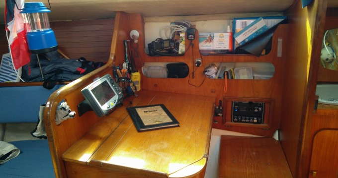 Noleggio Barca a vela con o senza skipper Kelt Dives-sur-Mer