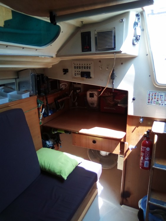 Hire Sailboat with or without skipper Aloa Leucate
