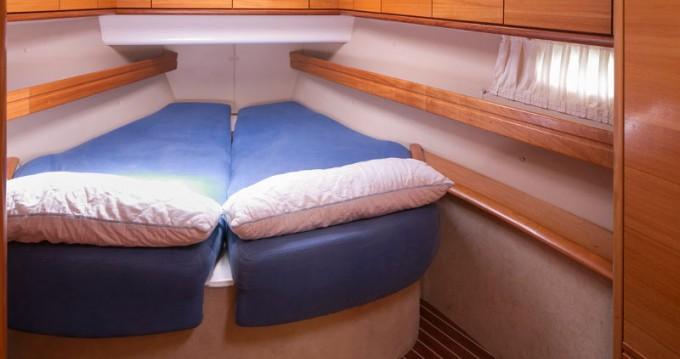 Bavaria Cruiser 46 entre particuliers et professionnel à Leucade