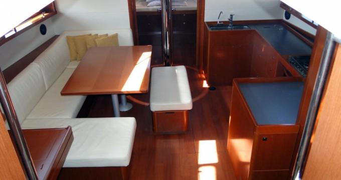Location bateau Athènes pas cher Oceanis 48