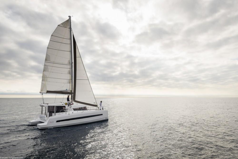 Louer Catamaran avec ou sans skipper Bali Catamarans à Arona