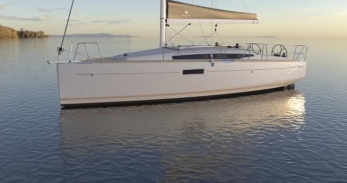 Location yacht à Port du Crouesty - Jeanneau Sun Odyssey 349 sur SamBoat