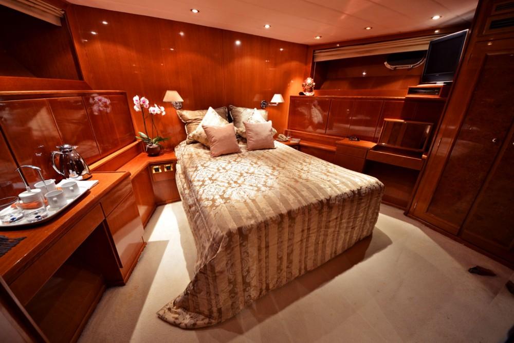 """Location yacht à Saint-Tropez - Aegean Builder 31.00 metres (101' 8"""") sur SamBoat"""