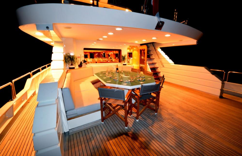 Louer Yacht avec ou sans skipper Aegean Builder à Saint-Tropez
