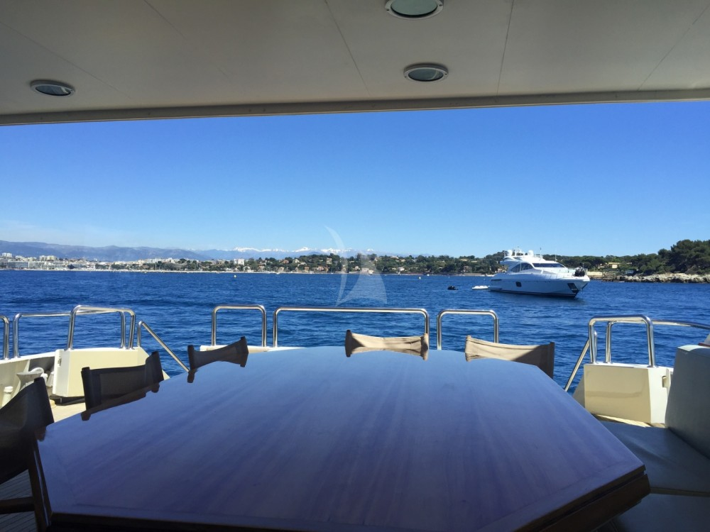 """Location Yacht à Saint-Tropez - Aegean Builder 31.00 metres (101' 8"""")"""