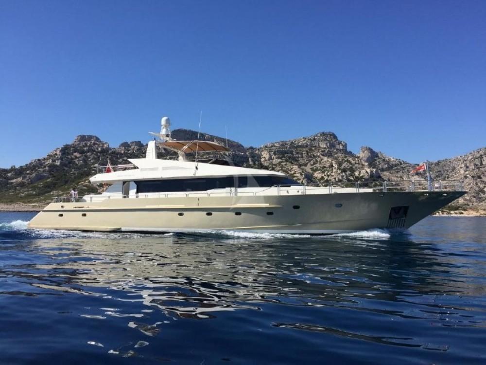 Location Yacht Aegean Builder avec permis