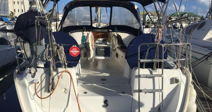 Location bateau Bénéteau Cyclades 39.3 à Saint-François sur Samboat