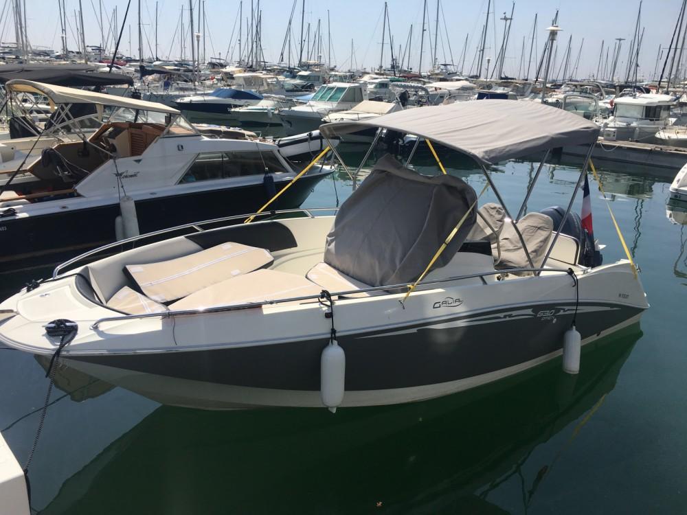 Location bateau Galea  Galeon 630 à Marseille sur Samboat