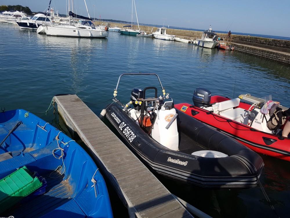 Rental yacht Sarzeau - Bombard Explorer 500 DB on SamBoat