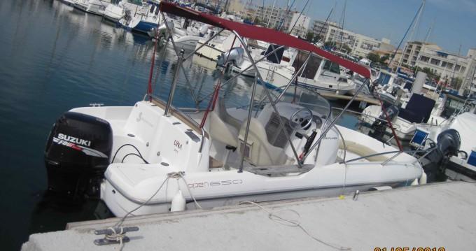 Location bateau Bénéteau Open à Palavas-les-Flots sur Samboat