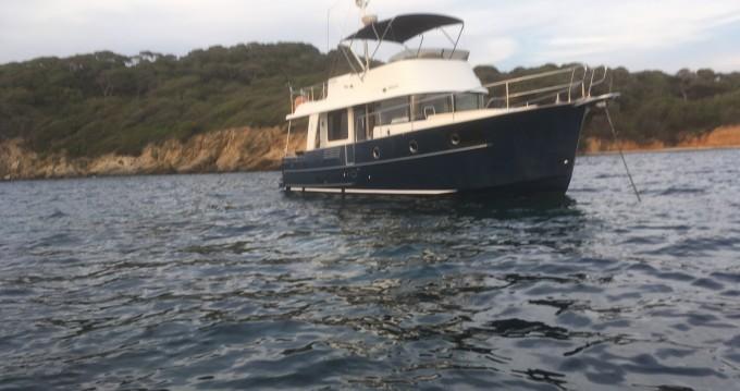 Louez un Bénéteau Swift Trawler 44 à Saint-Mandrier-sur-Mer