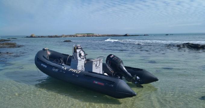 Location yacht à Bénodet - 3D Tender X Pro 535 sur SamBoat