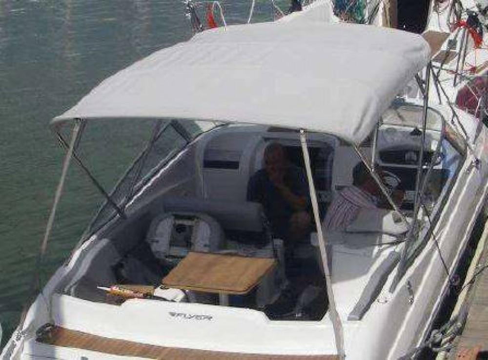 Location bateau Arcachon pas cher Flyer 750 Cabrio