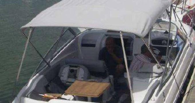 Boat rental Arcachon cheap Flyer 750 Cabrio
