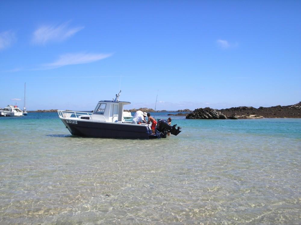 location bateau  u00e0 moteur gosselin gp720 vedette de 7m10