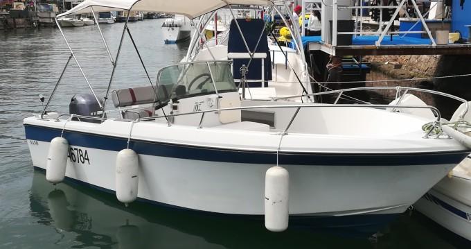 Jeanneau Cap Camarat 575 entre particuliers et professionnel à Palavas-les-Flots
