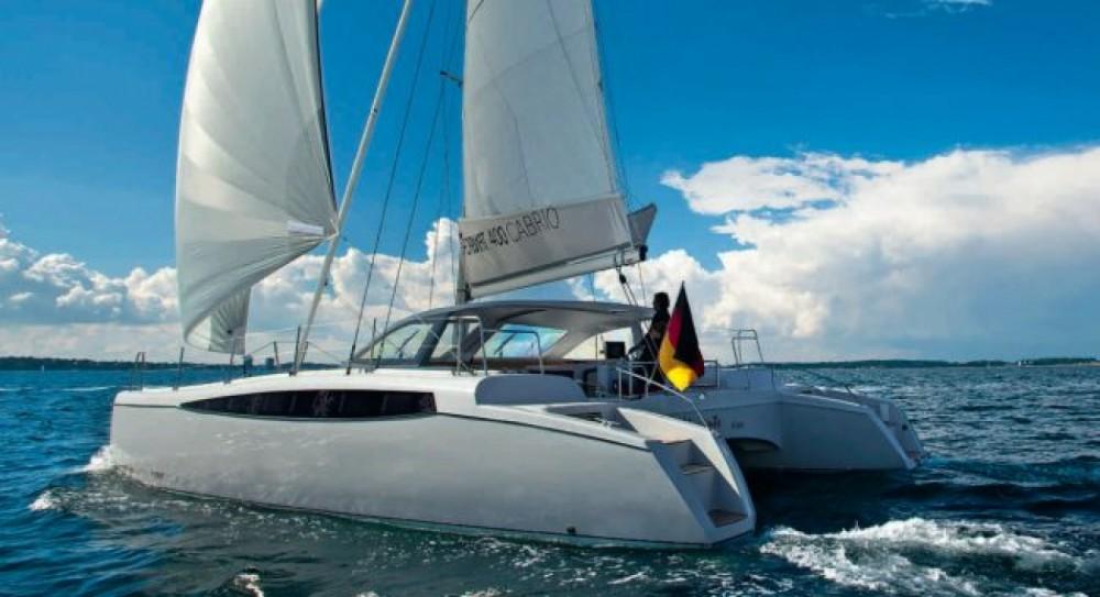 Boat rental Marseille cheap Format / Rapier 400 Cabrio