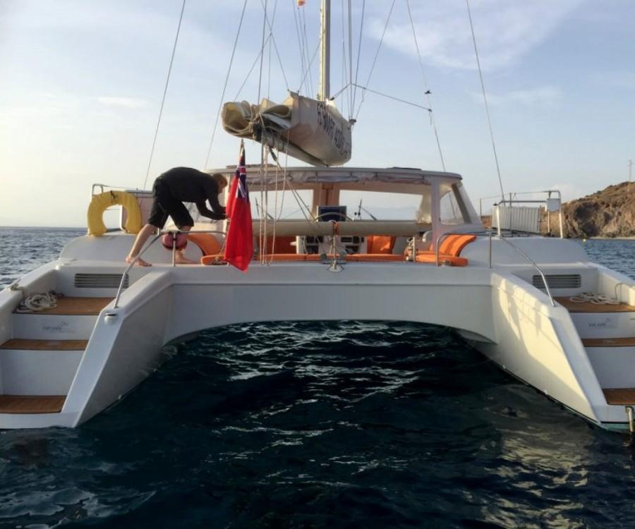 Rental yacht Marseille - Catamaran Format / Rapier 400 Cabrio on SamBoat