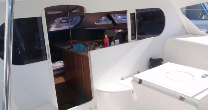 Location bateau Leucate pas cher Nautitech 47