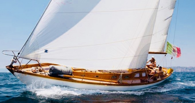 Location yacht à Olbia - Sparkman And Stephens Cutter sur SamBoat